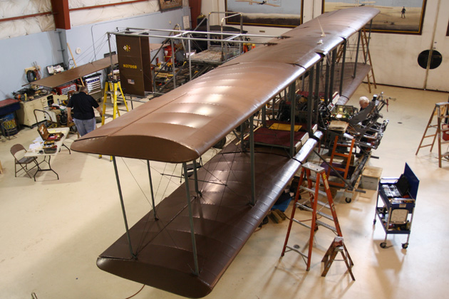 The Brown Bird undergoes maintenance every year from November to May in order to do repairs and to make sure everything is running correctly.