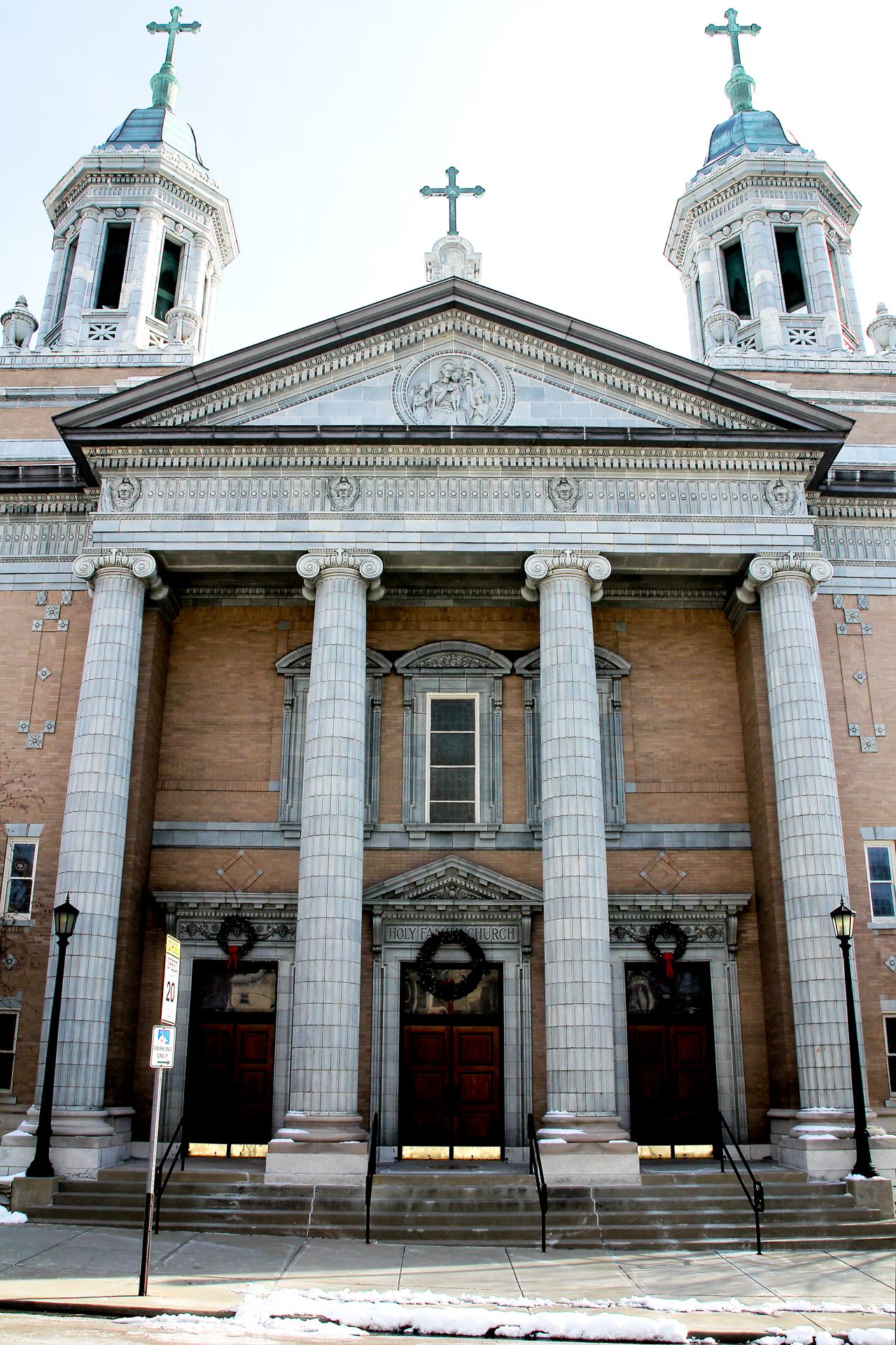 Holy Family is the first parish to adopt a regular bilingual mass on Cincinnati's west side.
